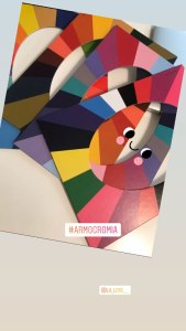 tutte le palette della consulenza armocromatica
