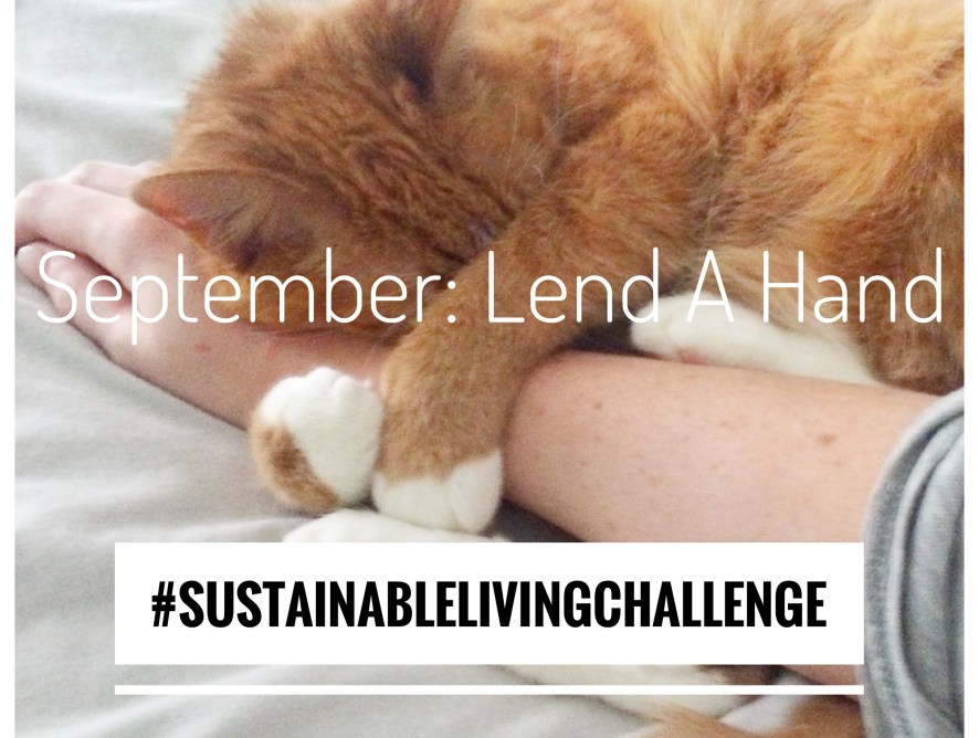 September Mission: Lend a Hand