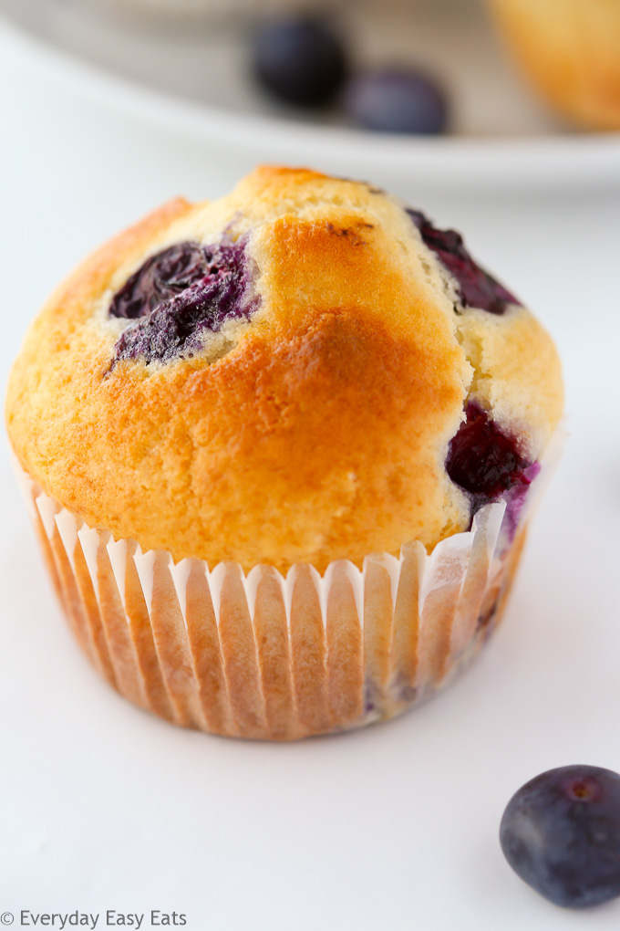 Blueberry Muffins Everyday Easy Eats