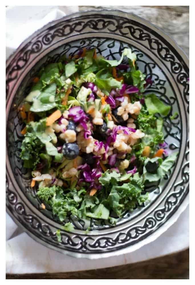 superfood detox salad