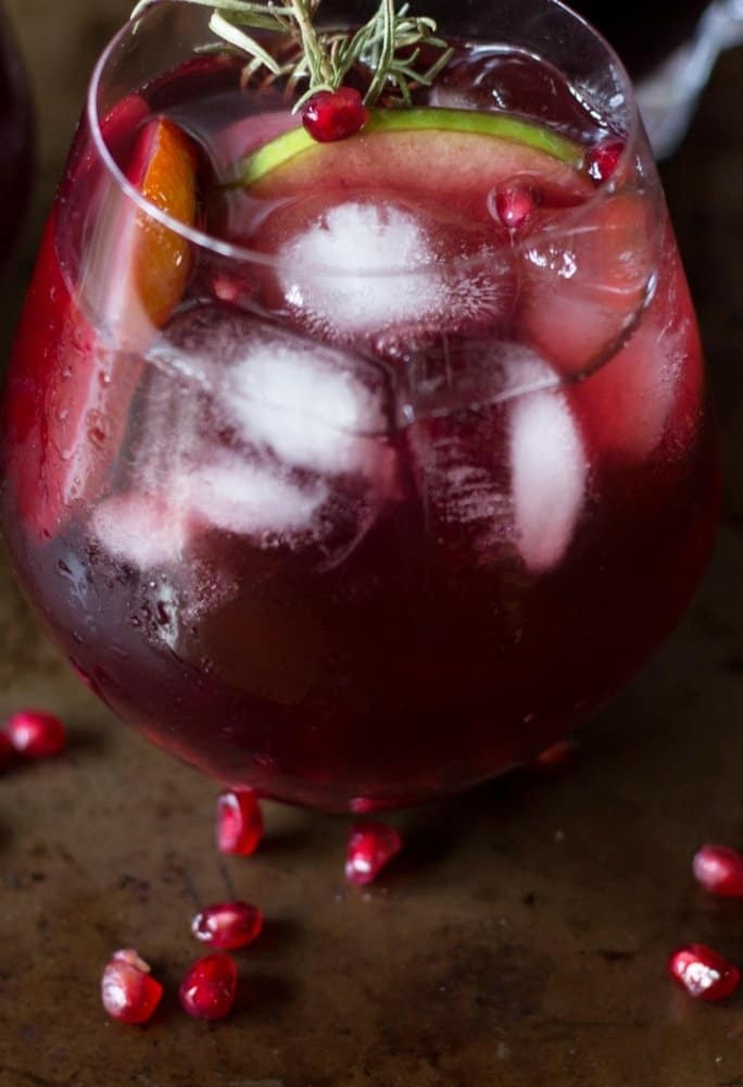 ultimate winter sangria