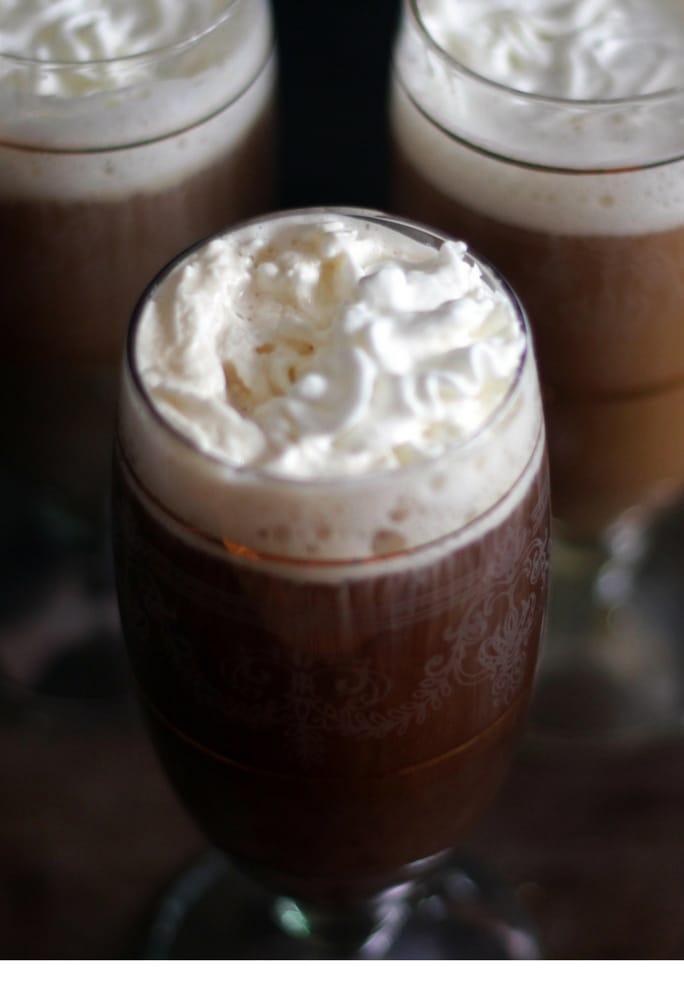 how to make a perfect irish coffee