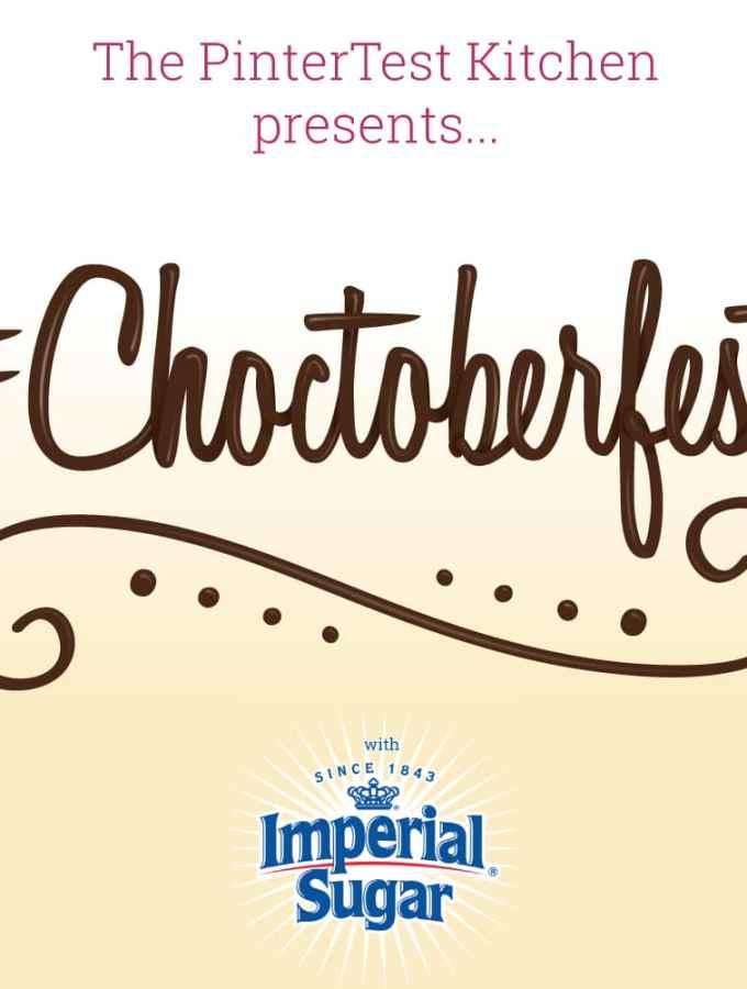 Choctoberfest,aweekfullofrecipesdedicatedtochocolate