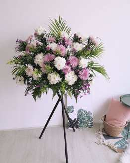 Condolences/ Funeral Flower Stand #3