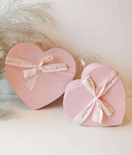 Heart You (Soap Flower Box)