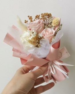 Petite Preserved Flower Bouquet