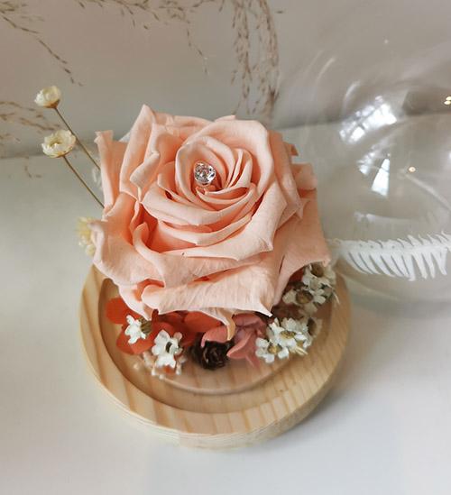 Mother's Day Sweet Talker (Preserved Flower Globe 永生花)