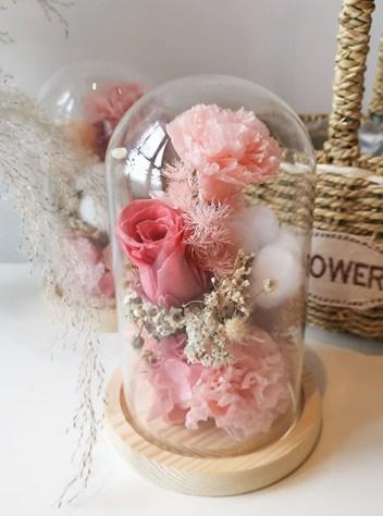 Floral (Preserved Flower Dome永生花)