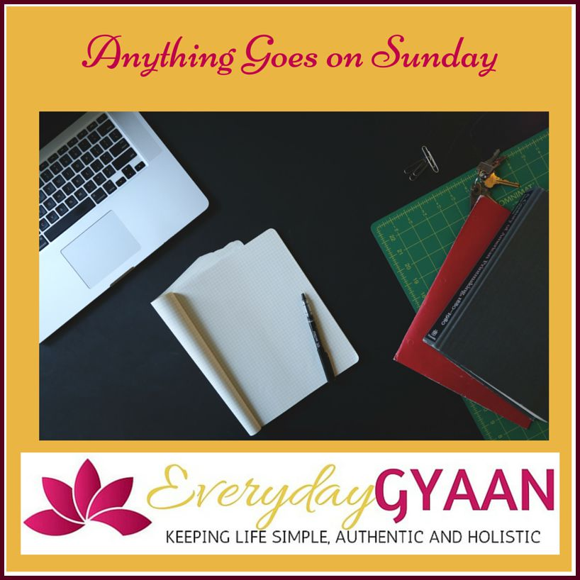The Joy Of Reading | Anything Goes On Sunday