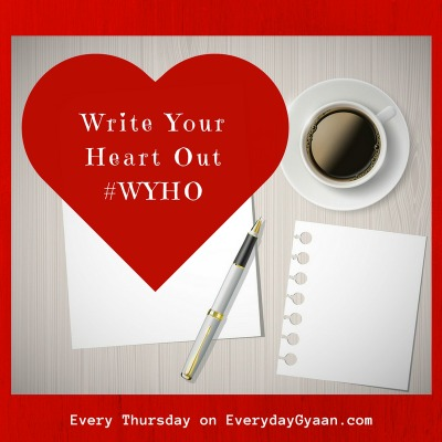 Sharing Your Depth | Writing Your Heart Out #WYHO