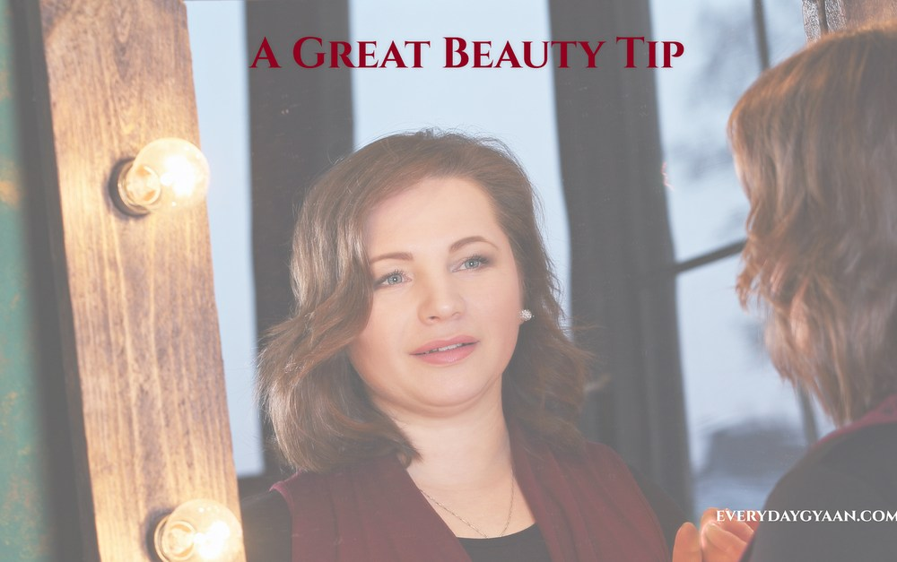 A Great Beauty Tip #MondayMusings