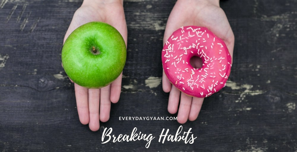 Breaking Habits #MondayMusings