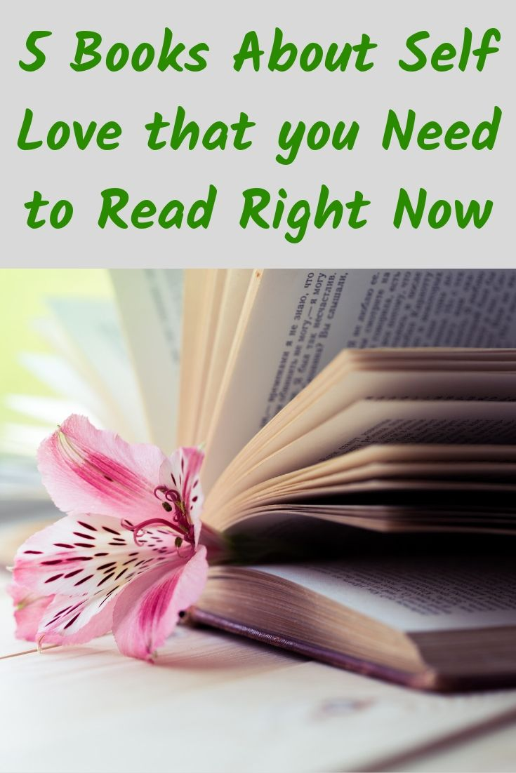 5 Books About Self Love