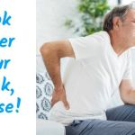 Look After Your Back, Please!