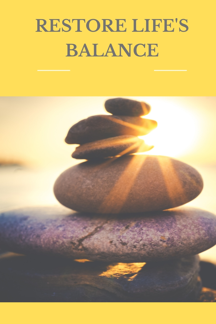 Restore Life\'s Balance