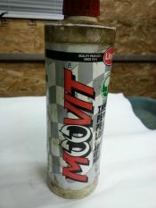 moovit lubricating spray