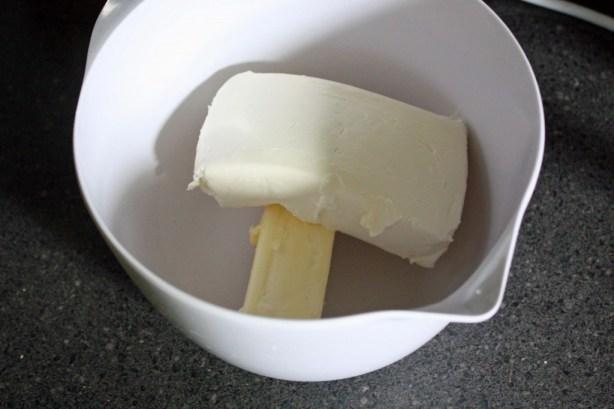 Cream Cheese & Butter