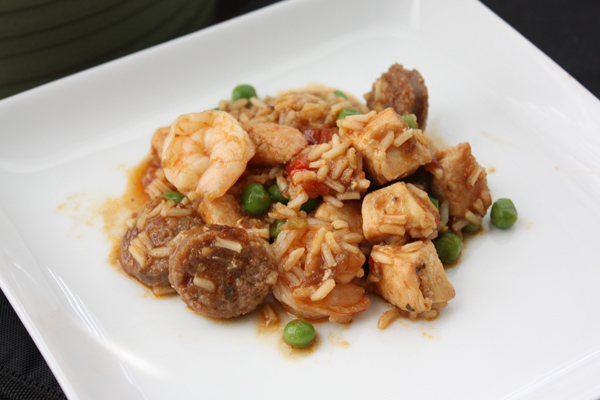 Simple Jambalaya