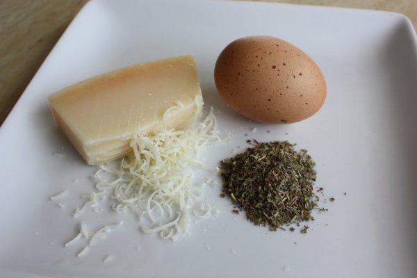 Italian Herb & Parmesan Pizza Crust