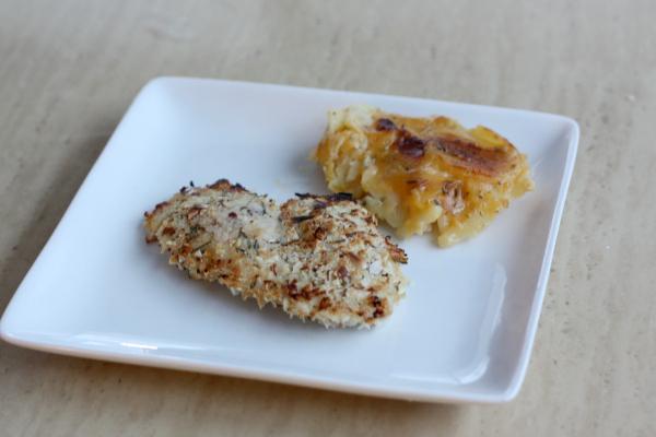 Almond & Rosemary Chicken