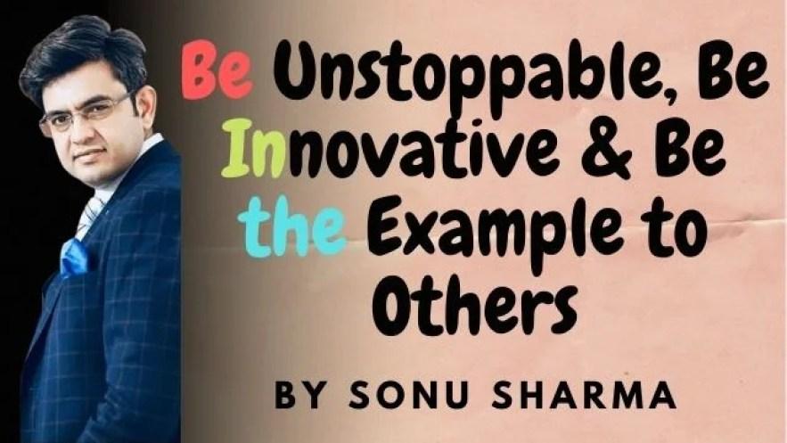 Sonu Sharma Quotes