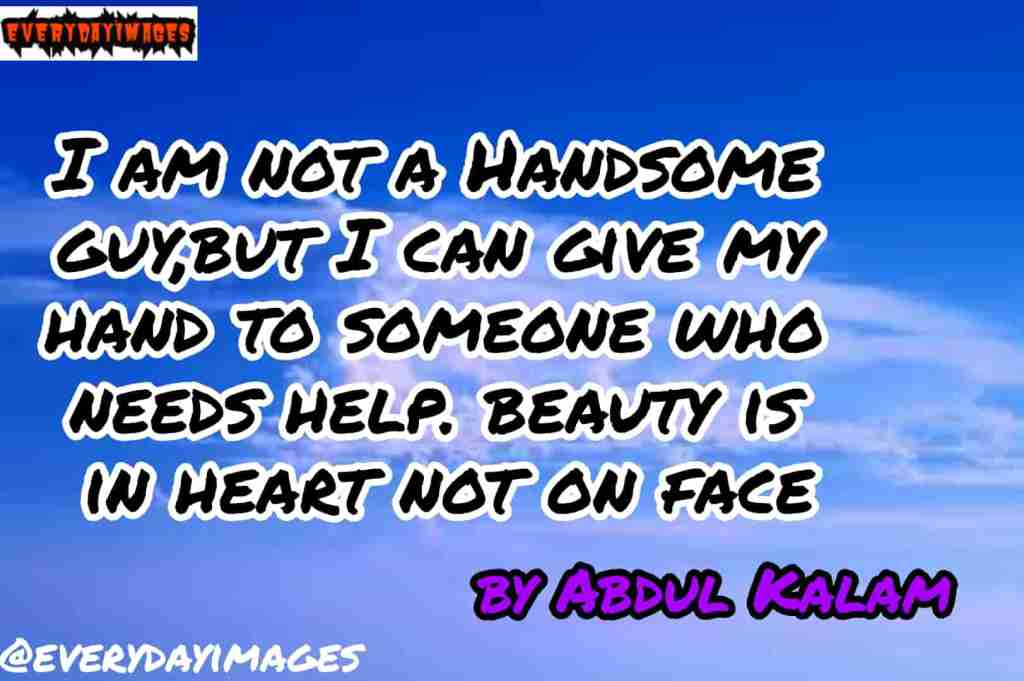 Abdul kalam Famous quotes