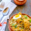 Best Ever Restaurant Style Chicken Biryani
