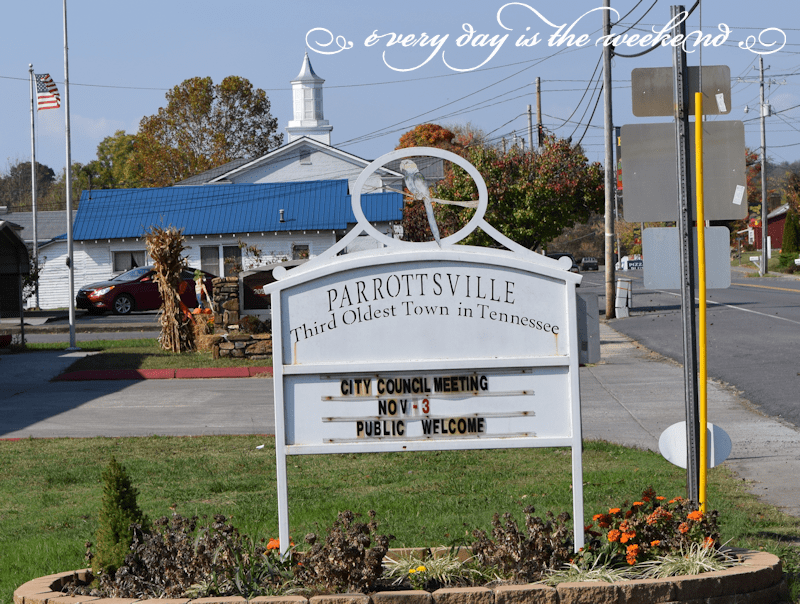 Parrotsville l Destination: Greeneville, TN