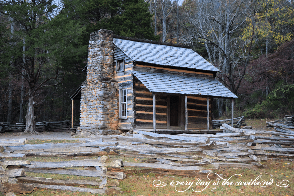 Cades Cove l Destination: Pigeon Forge, TN