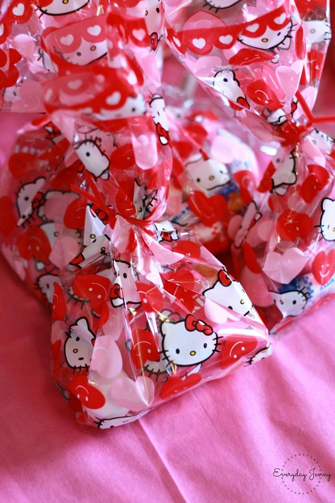 Hello Kitty Party treat bag