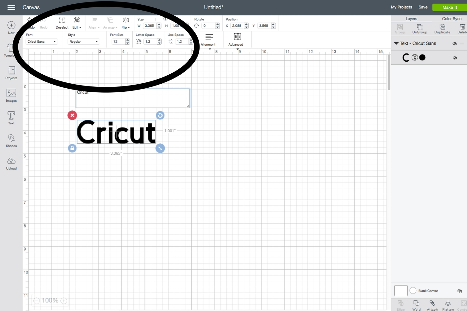 Top Tips And Tricks The Basics Of Cricut Design Space Everyday Jenny Circuit Suite You Can Create Multiple Layers Arrange These Are Options Probably Used To But Click Around For A Few Minutes Familiarize Yourself With Them