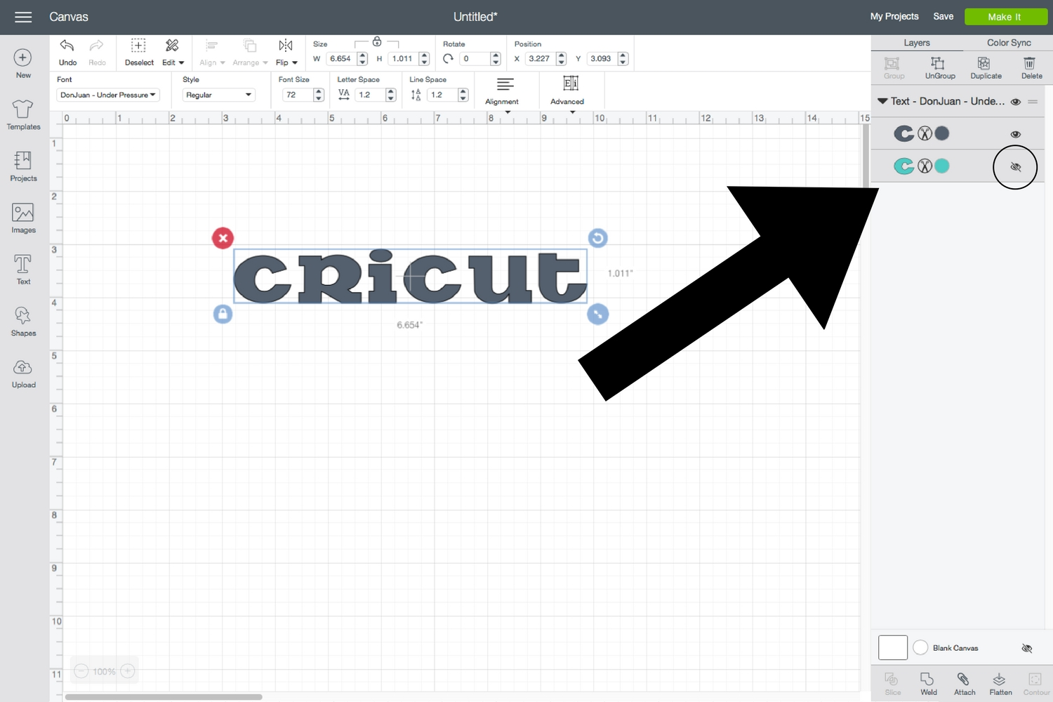 Top Tips And Tricks: The Basics Of Cricut Design Space | Everyday Jenny