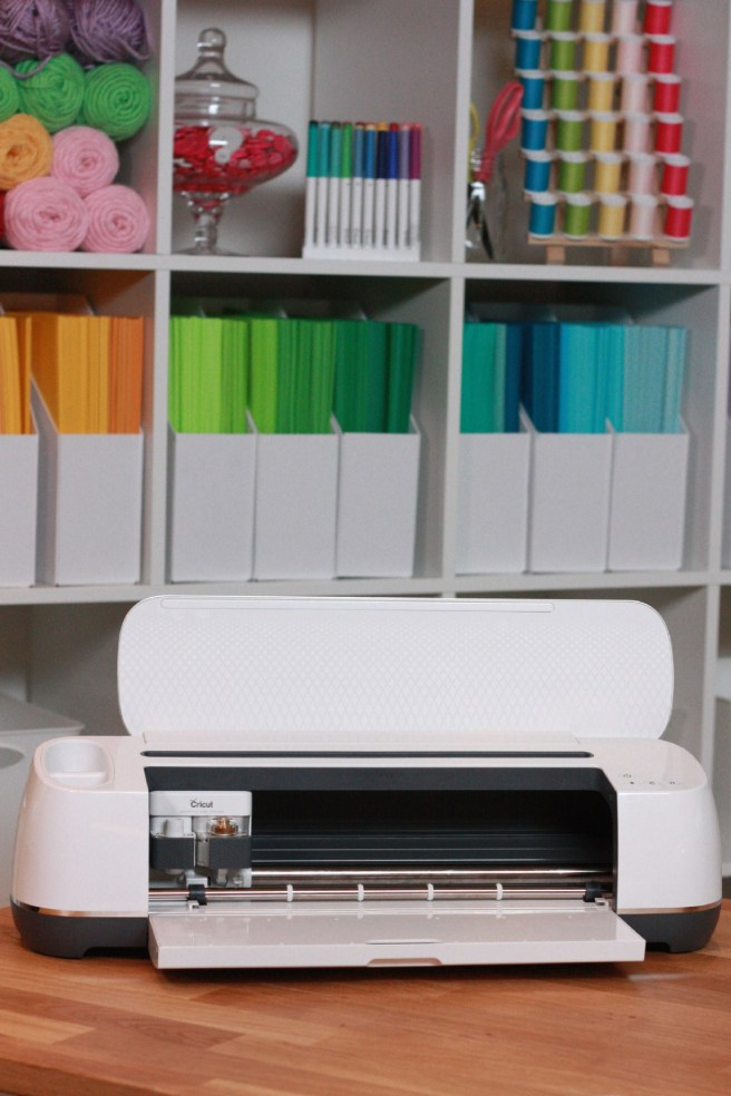 The all new Cricut Maker