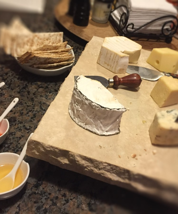 good cheese plate