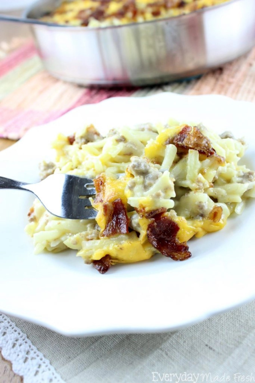 how to cook fresh hash brown potatoes in the oven