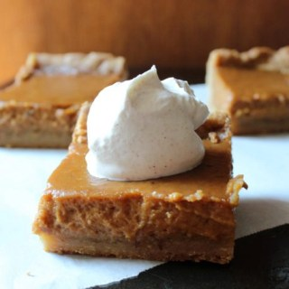 Pumpkin Spice Squares – And a Pumpkin Fest!