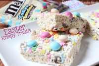 Easter Krispy Treats