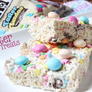 Easter Krispy Treats