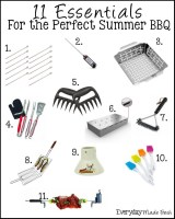 11 Essentials for the Perfect Summer BBQ