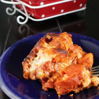 Simple Pizza Casserole