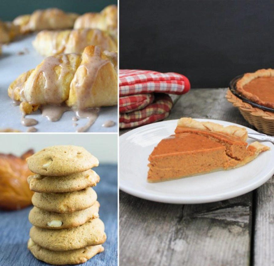 A round-up of 18 of the Best Pumpkin Recipes, including sweet and savory! Recipes for all the pumpkin fans out there.   EverydayMadeFresh.com