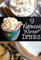 9 Warming Winter Drinks