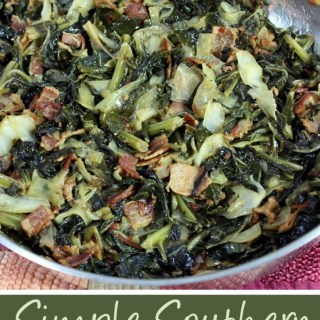 Simple Southern Collard Greens