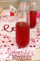 Valentine's Mimosas
