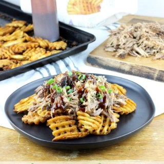 Pork & Waffles (Fries)