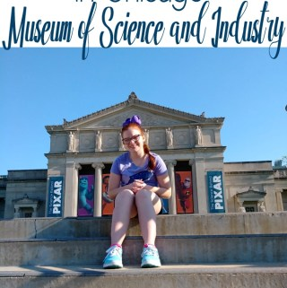Homeschooling on Vacation in Chicago: Visiting the Museum of Science and Industry