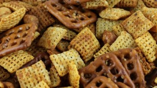 Spicy Ranch Chex Mix