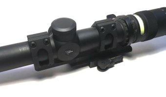 Raw Truth Reviews: The Trijicon TR24