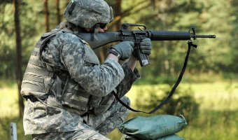Resource Review: US Army TC 3-22.9 Rifle and Carbine Marksmanship