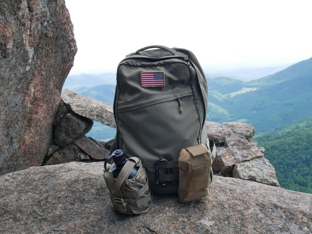 Raw Truth Review: The GoRuck GR1